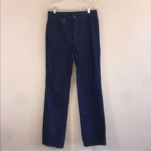 Vintage 70s Sears Jeans That Fit JTF Mom Jeans 16